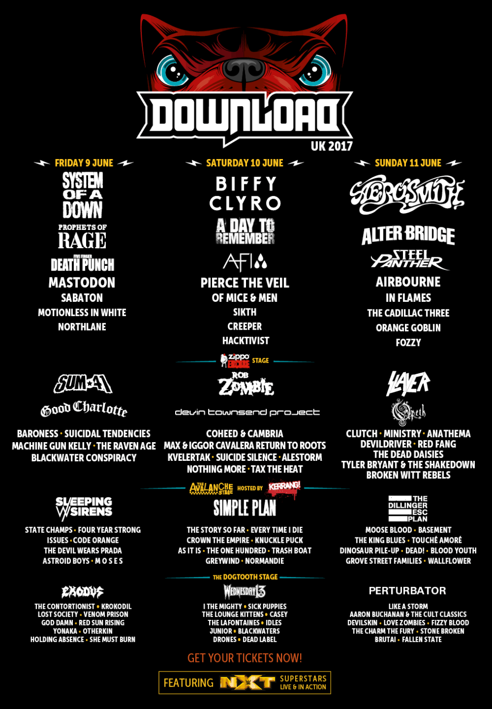 Download Festival!