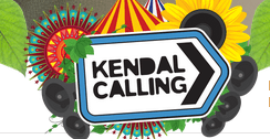 Kendal Calling in July!
