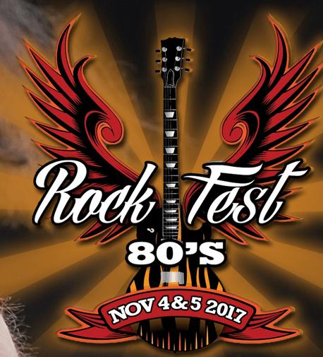 80s Rockfest in Miami