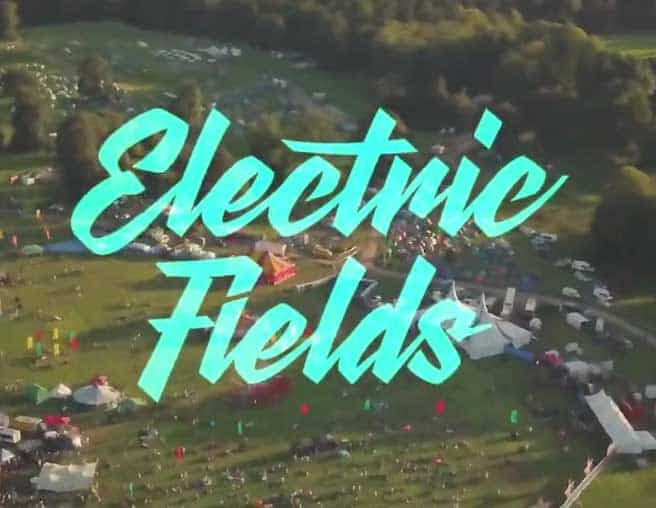 Electric Fields Festival in Scotland