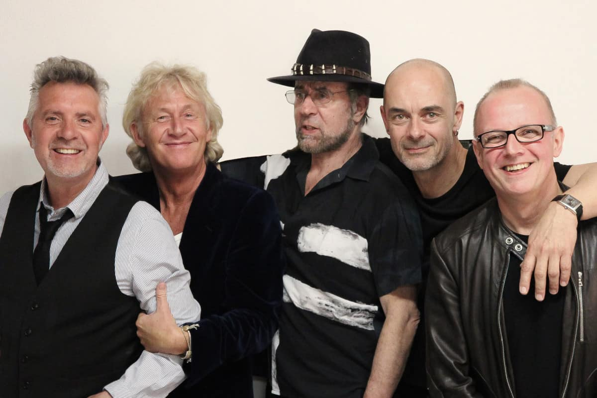 Manfred Mann Concert Dates