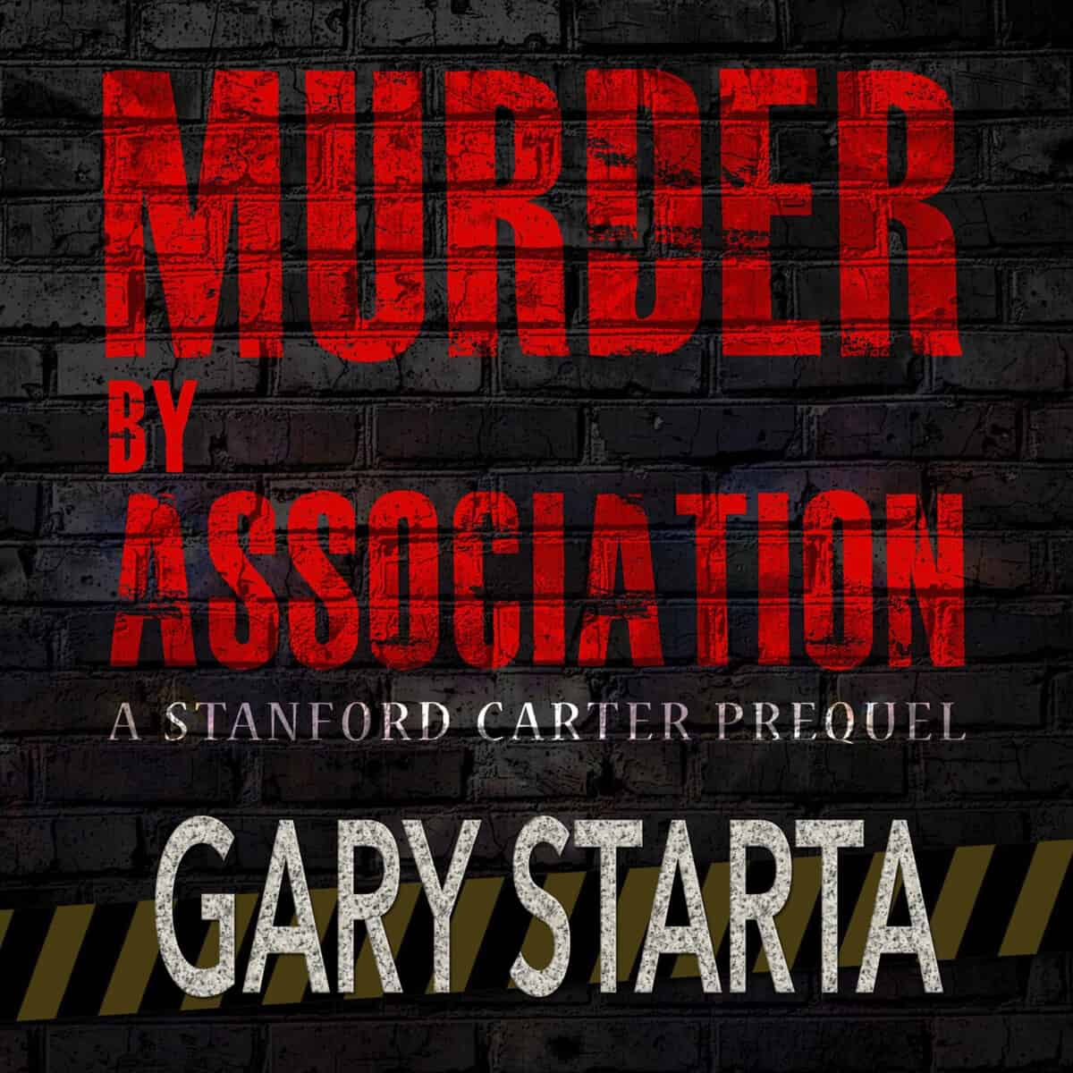 Murder by Association on Audible!