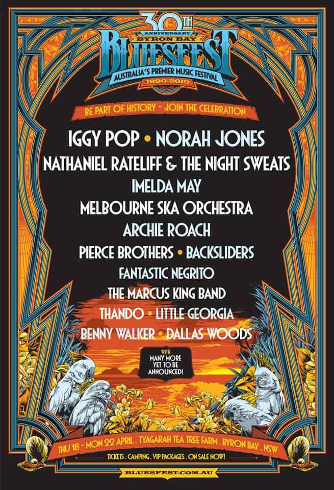 Byron Bay Blues Fest!