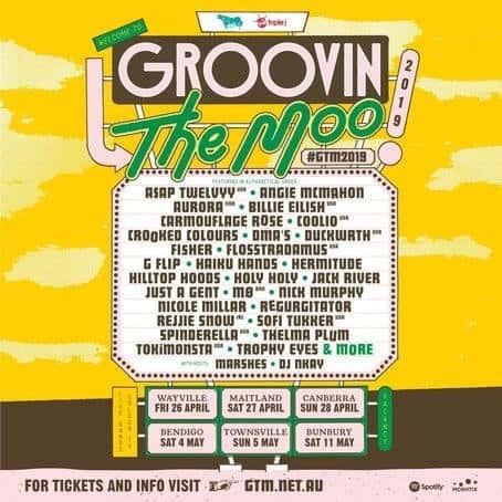 Groovin' the Moo Fest-Australia